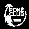 Poke Clubs Round Sticker_Transparent
